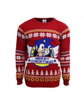 Sonic vianočný sveter