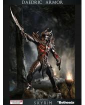 Elder Scrolls V Skyrim Statue 1/6 Daedric Armor 42 cm