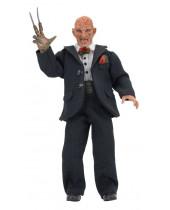 A Nightmare on Elm Street 3 Retro akčná figúrka Tuxedo Freddy 20 cm