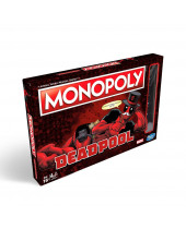 Deadpool stolová hra Monopoly (English Version)
