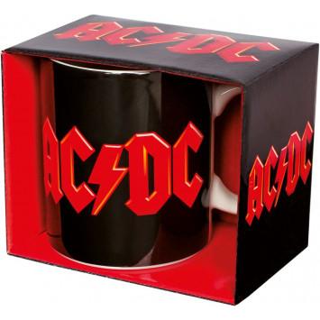 AC/DC Mug Logo