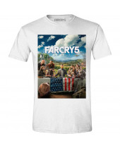 Far Cry 5 - Cover (T-Shirt)