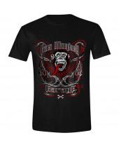 Gas Monkey Garage Tattoo Keyline (T-Shirt)