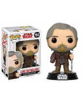Pop! Star Wars - Episode 8 - Luke Skywalker (Bobble Head)