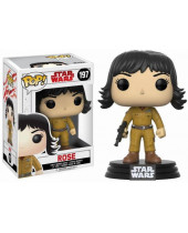 Pop! Star Wars - Episode 8 - Rose (Bobble Head)