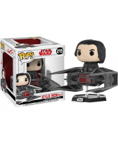 Pop! Star Wars - Episode 8 - Kylo Ren on Tie Fighter (Bobble Head)