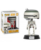 Pop! Star Wars - L3-37 (Bobble Head)