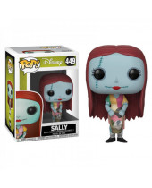 Pop! Nightmare Before Christmas - Sally with Basket