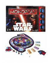 Star Wars stolová hra Monopoly (German Version)