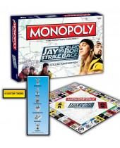 Jay and Silent Bob Strike Back stolová hra Monopoly (US Version)