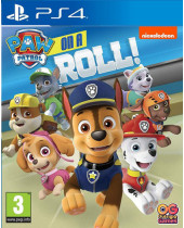 Paw Patrol - On a roll (PS4)