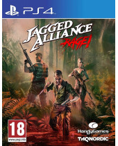 Jagged Alliance - Rage (PS4)