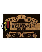 Guns n Roses rohožka - Knockin on Heavens Door 40 x 57 cm