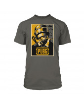 PlayerUnknowns Battlegrounds (PUBG) - Premium T-Shirt Hope Poster