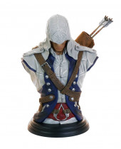 Assassins Creed Legacy Collection Bust Connor 19 cm
