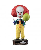 Stephen Kings It 1990 Pennywise Head Knocker 20 cm