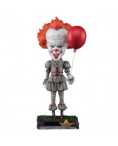Stephen Kings It 2017 Pennywise Head Knocker 20 cm