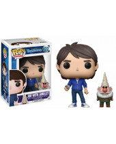 Pop! Television - Trollhunters - Jim with Amulet and Gnome