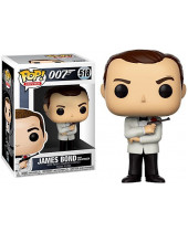 Pop! Movies - 007 James Bond - Sean Connery (Goldfinger)