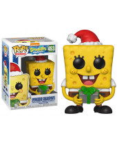 Pop! Animation - SpongeBob SquarePants - SpongeBob Xmas
