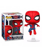 Pop! Animated Spider-Man - Peter Parker (Bobble-Head)