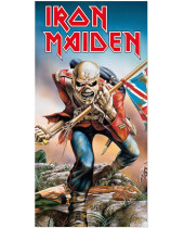 Iron Maiden osuška Trooper 150 x 75 cm
