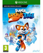 Super Luckys Tale CZ (XBOX ONE)