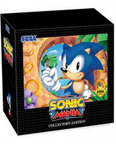 Sonic Mania Sonic Mania (Collectors Edition) (PS4)