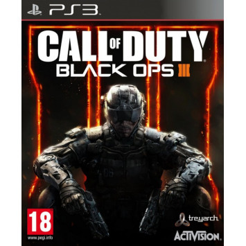 Call of Duty - Black Ops 3 (PS3)