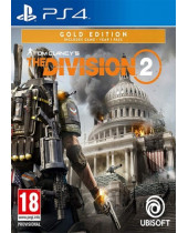 Tom Clancys - The Division 2 CZ (Gold Edition) (PS4)