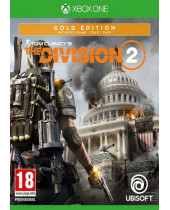 Tom Clancys - The Division 2 CZ (Gold Edition) (XBOX ONE)