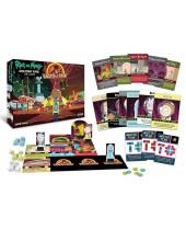 Rick and Morty stolová hra The Anatomy Park (English Version)
