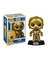 Pop! Star Wars - C-3PO (Booble Head)