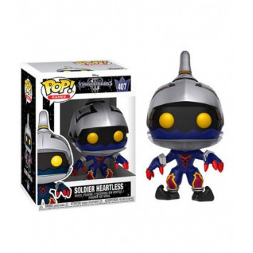 Pop! Games - Kingdom Hearts 3 - Soldier Heartless