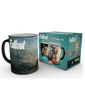 Fallout 76 Heat Change Mug Dawn