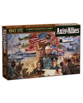 Avalon Hill stolová hra Axis and Allies 1942 2nd Edition (English Version)