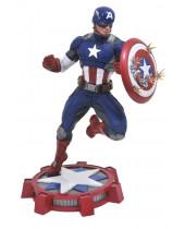 Marvel NOW! Marvel Gallery PVC socha Captain America 23 cm