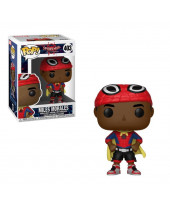 Pop! Animated Spider-Man - Miles with Cape (Bobble-Head)