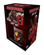 Deadpool Gift Box Merc With a Mouth