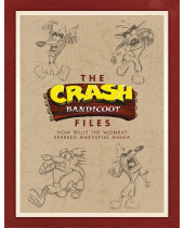 Crash Bandicoot Art Book - The Crash Bandicoot Files