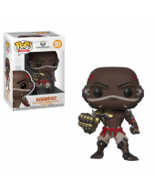 Pop! Games - Overwatch - Doomfist