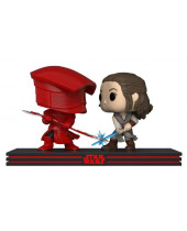 Pop! Star Wars - Rey and Praetorian Guard 9 cm (Bobble-Head (2-Pack))