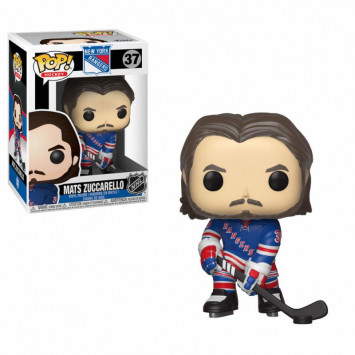 Pop! NHL - New York Rangers - Mats Zuccarello