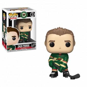 Pop! NHL - Minnesota Wild - Zach Parise
