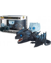 Pop! Rides - Game of Thrones - Night King and Viserion Super Sized 15 cm