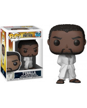 Pop! Marvel - Black Panther - T-Challa White Robe (Bobble-Head)