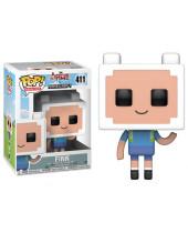Pop! Animation - Adventure Time / Minecraft - Finn