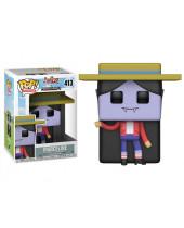 Pop! Animation - Adventure Time / Minecraft - Marceline