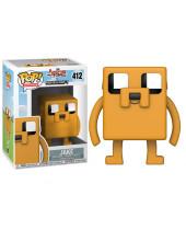 Pop! Animation - Adventure Time / Minecraft - Jake