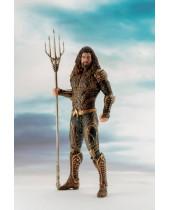 Justice League Movie ARTFX+ socha 1/10 Aquaman 20 cm